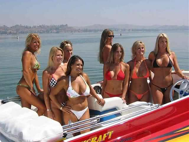 Hot Sluts On Boats 105