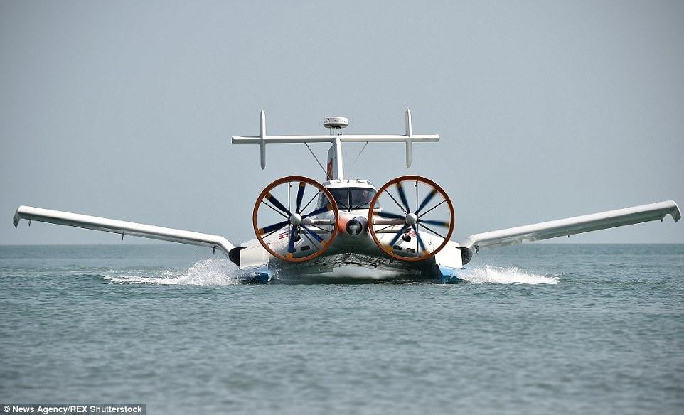 Air Bags For Hover Craft