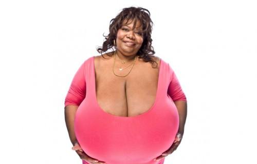 самые большие груди фото