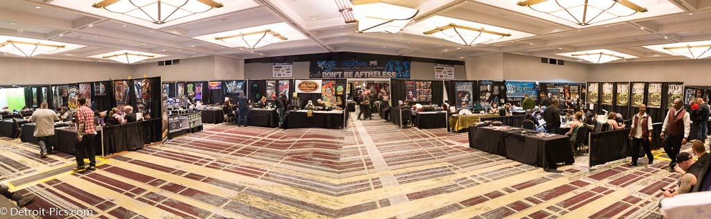 2016 detroit enternal tattoo expo for Detroit tattoo convention 2017