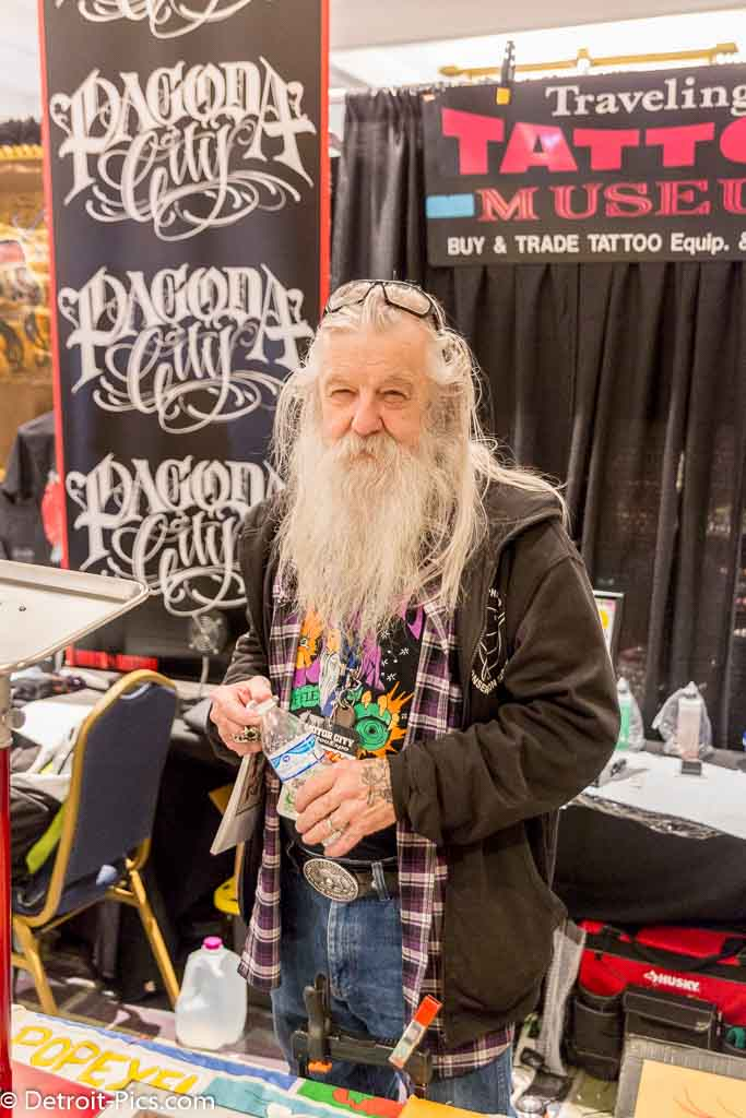 2016 detroit eternal tattoo expo 3872 for Detroit tattoo convention 2017