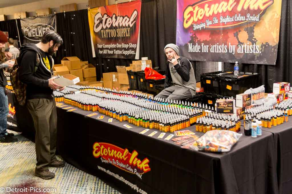 2016 detroit enternal tattoo expo 3945 for Detroit tattoo convention 2017